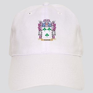 Tubman Coat of Arms - Family Crest Cap